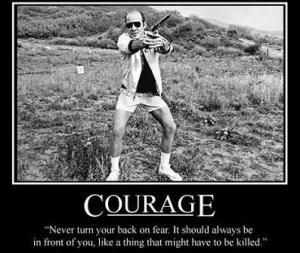 courage courage