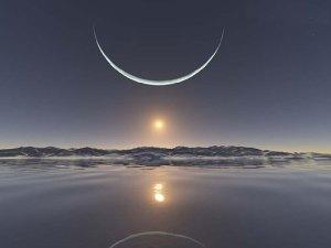 north pole sunset north pole sunset