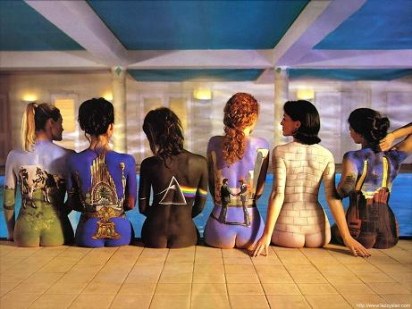 pink floyd ablum covers Pink Floyd   Time (Dark Side of the Moon) | Timeless Tracks