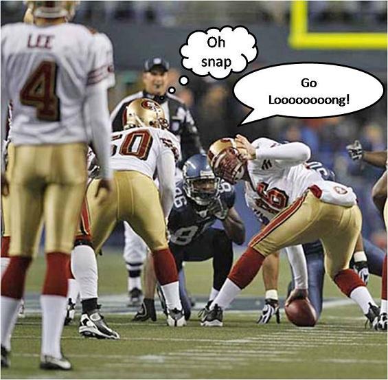 brian jennings long snapper The Most One Dimensional Players In Sports