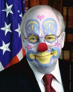 dick cheney clown dick cheney clown