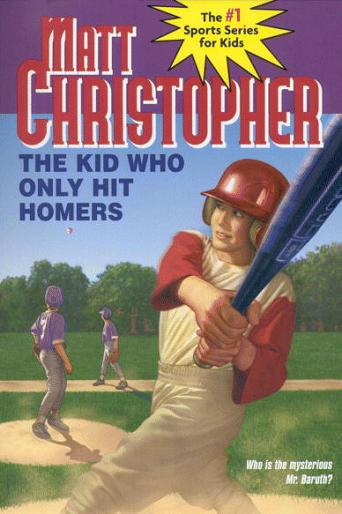 kit who only hit homers matt christopher The Most One Dimensional Players In Sports