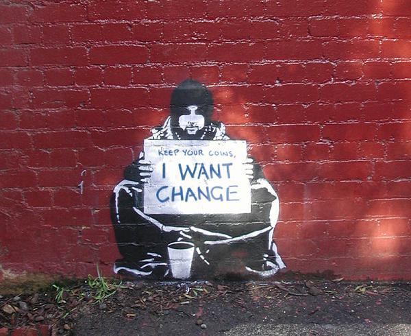 Street Artist Meek | Excellence in Stencil Graffiti