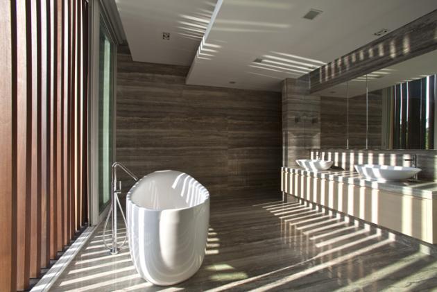 open concept house design six ramsgate 4 Stunning Open Concept House   Six Ramsgate, Singapore