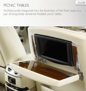 rolls royce picnic tables rolls royce picnic tables