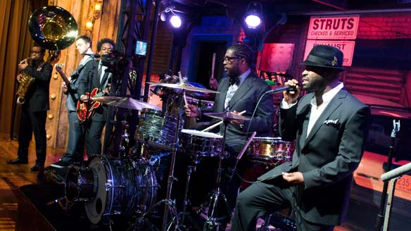 the roots on jimmy fallon perfomring playing The Roots   What They Do | Lyrics, Audio, and Music Video