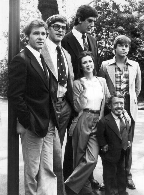 star wars cast black and white The Friday Shirk Report   July 24, 2009 | Volume 15
