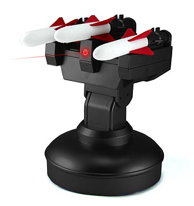 usb rocket launcher 13 Utterly Ridiculous Lawn Ornaments