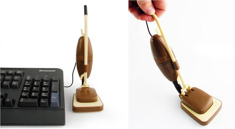 usb vacuum 10 Awesome USB Devices and Gadgets