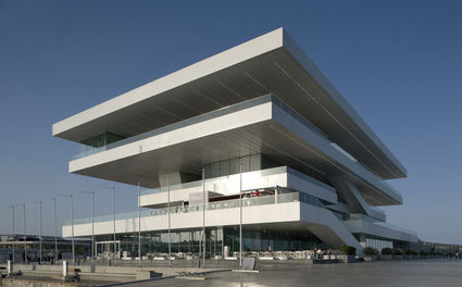 veles e vents americas cup Waterfront Viewing   Americas Cup Building Veles e Vents | Valencia, Spain