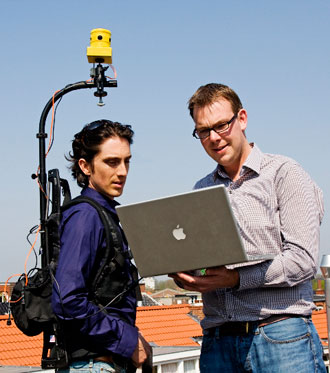 yellowbird founders marc groothelm adn rafael redczus INSANE: yellowBird 3D Video Technology With Full 360 Viewing