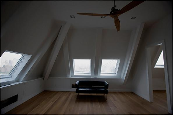 clocktower condos penthouse second floor bedroom The Most Expensive Property In Brooklyn, New York