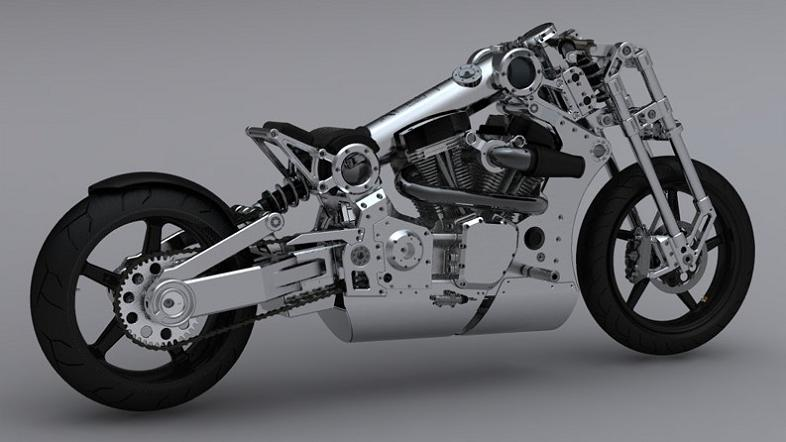 high end bike expensive The Exclusive P120 Fighter   Combat Edition Motorcycle by Confederate