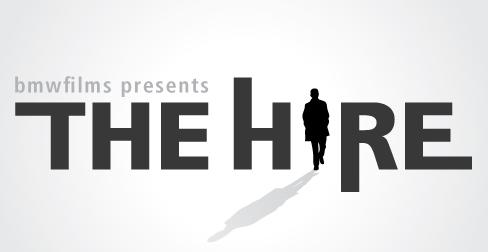 the hire logo BMW Films   The Hire featuring Clive Owen | Complete Series