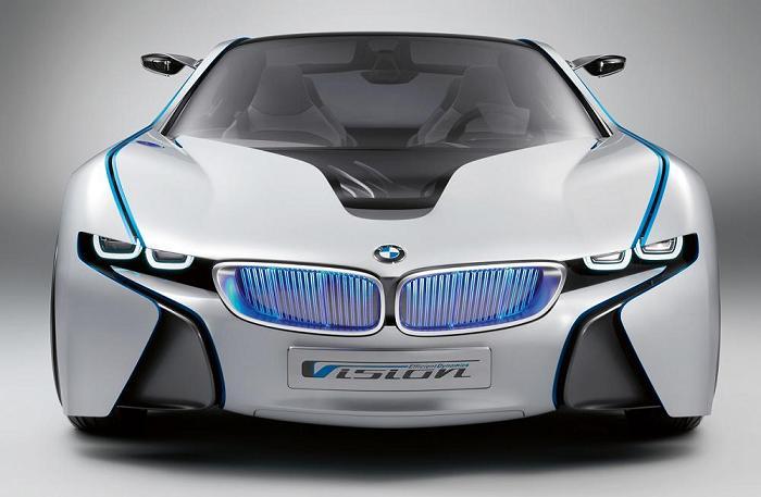BMW Unveils Stunning Hybrid Concept Car