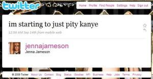 jenna jamison kanye mtv vma 2009 taylor swift tweet jenna jamison kanye mtv vma 2009 taylor swift tweet