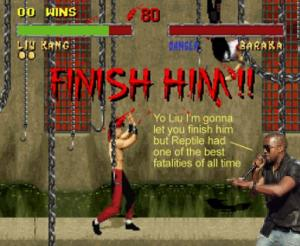 kanye west lui kang imma let you finish him fatality kanye west lui kang imma let you finish him fatality