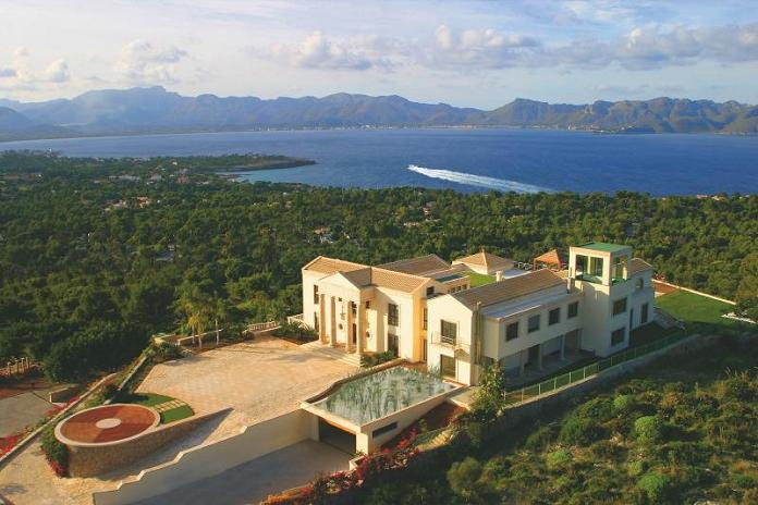 luxury property in majorca spain What Does A $72.7 Million Luxury Property Look Like?