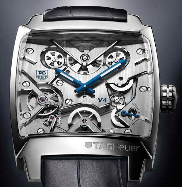 Gears of Bore: The World's First Belt-Driven Watch