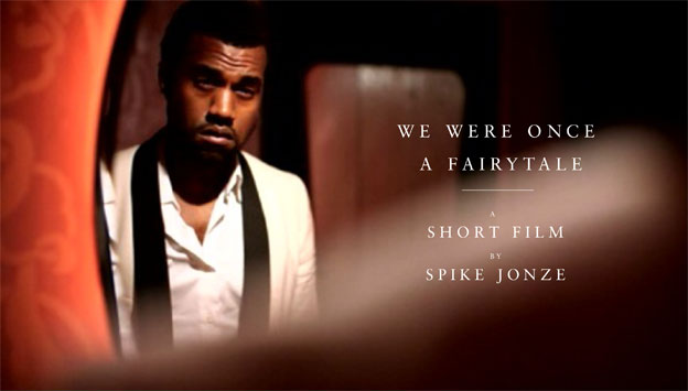 The Kanye West and Spike Jonze Video – We Were Once a Fairytale