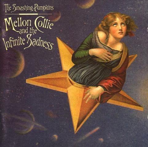 mellon collie and the inifinite sadness album cover smashing pumpkins The Smashing Pumpkins   1979 | Lyrics, Audio and Music Video