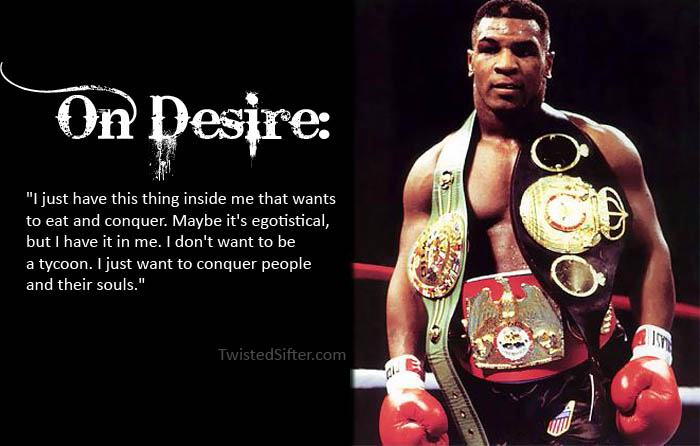 motivational pics with quotes. Mike Tyson Motivational Quotes