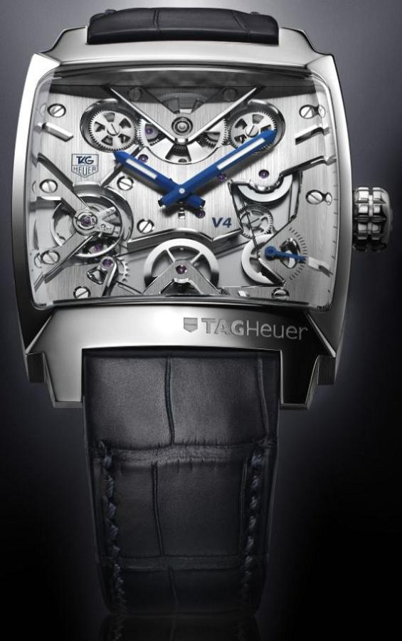 most expensive tag heuer watch ever Gears of Bore: The Worlds First Belt Driven Watch