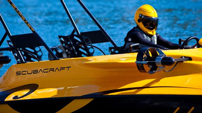 the scuba craft Can Your Boat Dive 100 Feet Under Water?