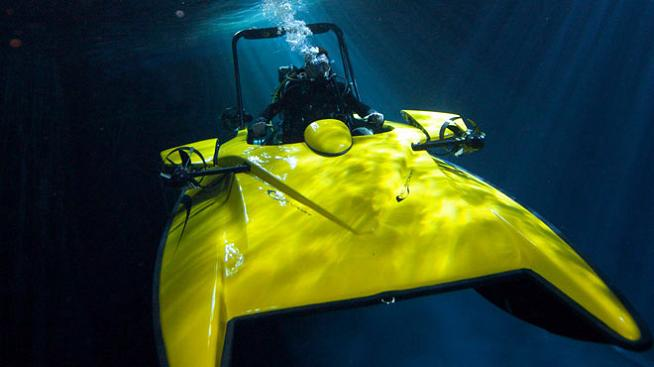 underwater boat Can Your Boat Dive 100 Feet Under Water?