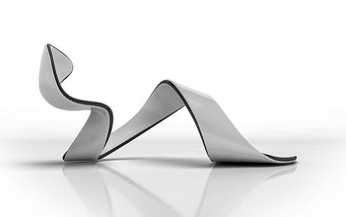 walking on air shoe design open concept The Open Concept Shoe   Mojito by Julian Hakes