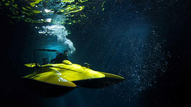 waterproof boat Can Your Boat Dive 100 Feet Under Water?