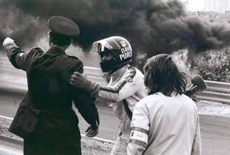 david purley roger williamson crash f1 Roger Williamson and the Dutch Grand Prix Tragedy of 1973