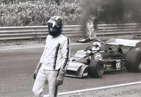 david purley roger williamson dutch gp tragedy crash 1973 f1 Roger Williamson and the Dutch Grand Prix Tragedy of 1973