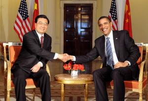 obama and jintao obama and jintao