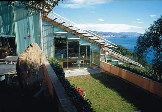 punta neve renzo piano building workshop italy Serenity Now: The Renzo Piano Building Workshop in Punta Nave