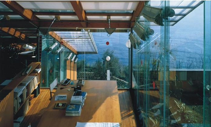 punta neve renzo piano offices italy Serenity Now: The Renzo Piano Building Workshop in Punta Nave