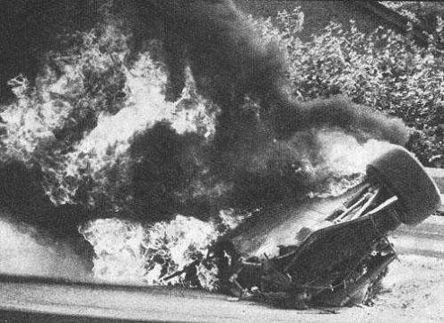 roger williamson crash dutch grand prix zandvoort f1 Roger Williamson and the Dutch Grand Prix Tragedy of 1973