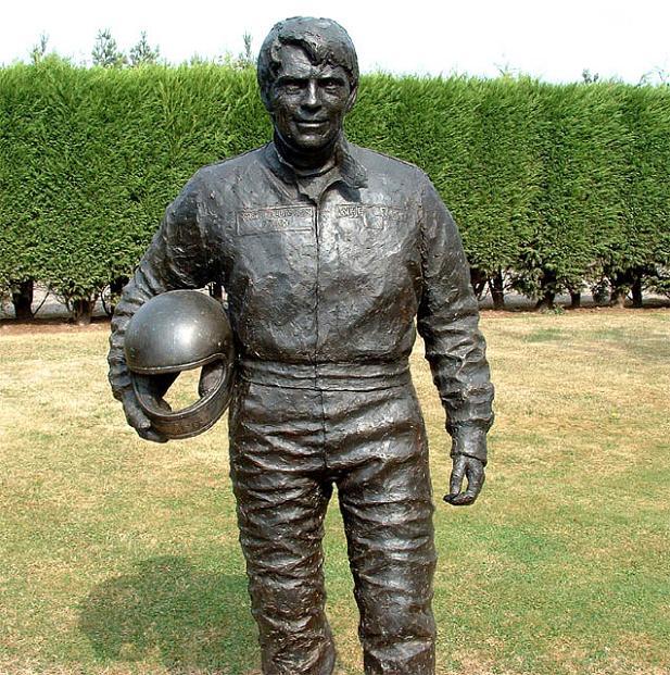 roger williamson statue Roger Williamson and the Dutch Grand Prix Tragedy of 1973