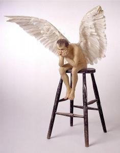 ron mueck angel sculpture ron mueck angel sculpture