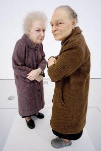 ron mueck little old women sculpture ron mueck little old women sculpture
