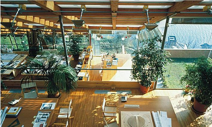 rpbw italy office headquarters punta neve Serenity Now: The Renzo Piano Building Workshop in Punta Nave