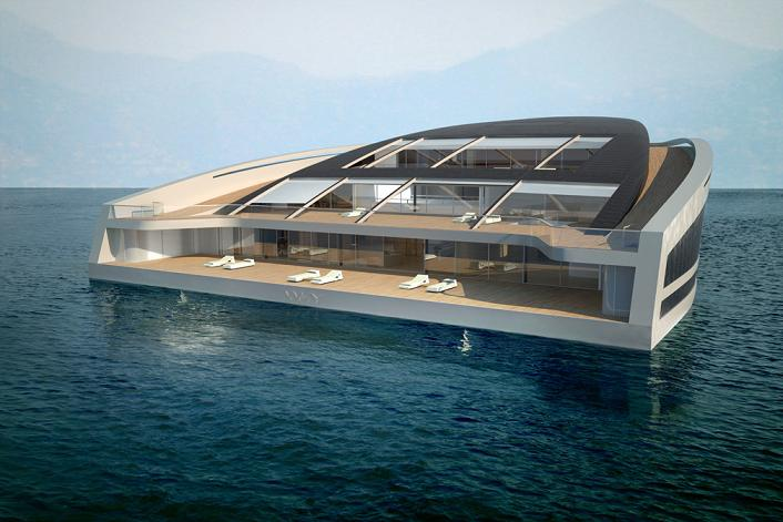 wally hermes yacht why Serenity Now: The Renzo Piano Building Workshop in Punta Nave