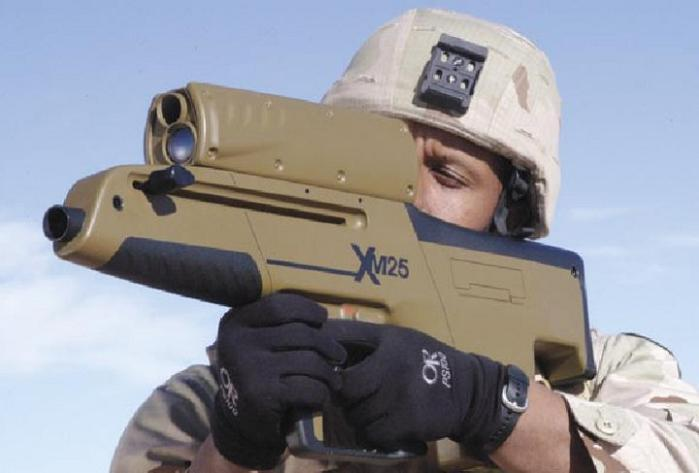 xm 25 iaws prototype Concealed Enemy Got You Down? Theres a Weapon for that