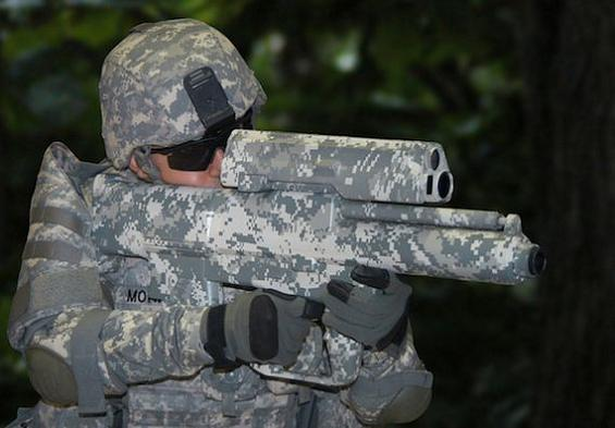 xm25 airburst grenade launcher Concealed Enemy Got You Down? Theres a Weapon for that