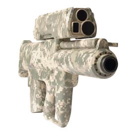 xm25 mini grenade launcher weapon Concealed Enemy Got You Down? Theres a Weapon for that