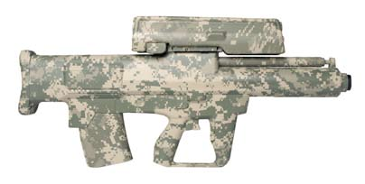 xm25 most powerful gun in the world Concealed Enemy Got You Down? Theres a Weapon for that