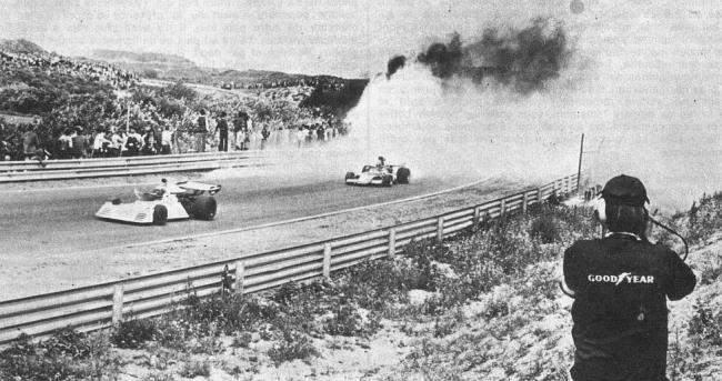 zandvoort 1973 dutch grand prix roger williamson f1 Roger Williamson and the Dutch Grand Prix Tragedy of 1973