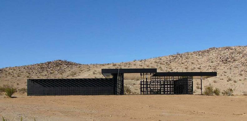 rosa muerta joshua tree national park robert stone What Happens When a Punk Rocker Designs a Desert Home?