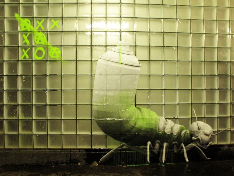 Las paredes hablan: arte callejero