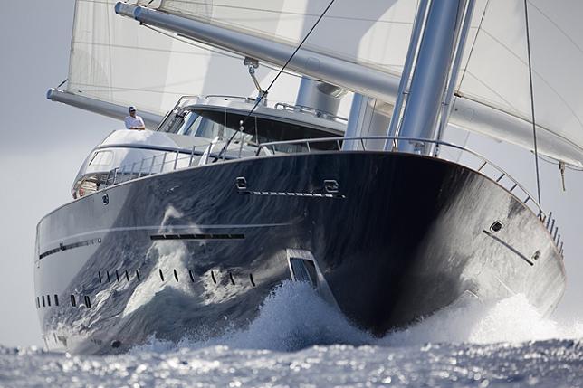 best yacht in the world maltese falcon Maltese Falcon: Third Largest Sailing Yacht in the World